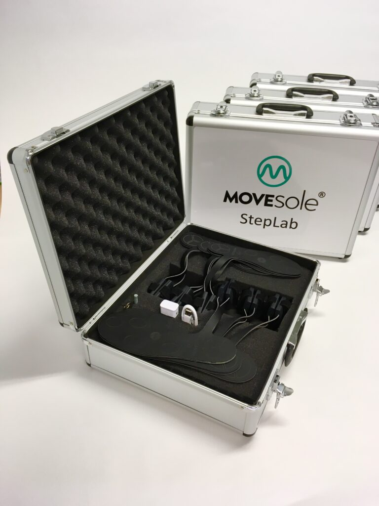 MoveSole StepLab product package